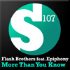 more than you know - Flash Brothers ft Epiphony  (RAM remix)