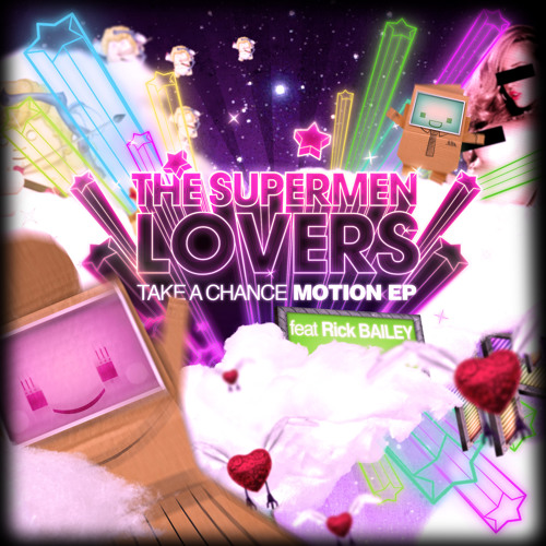 The Supermen Lovers - Take A Chance (Todd Edwards Time Machine inst)