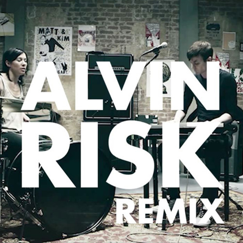Matt and Kim - Cameras (Alvin Risk Remix)