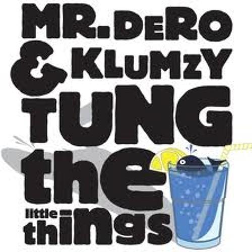 The Little Things -JFB Remix - Mr Dero & Klumzy Tung