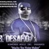 MACHO THE NOISE MAKER desafio