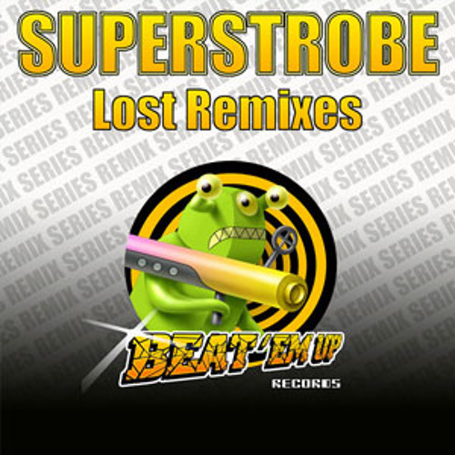 Superstrobe / Lost (DJ From The Crypt remix) / 256kb