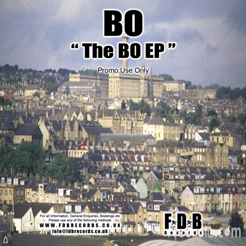 BO - The BO EP - Released By F*D*B Records