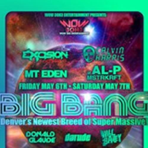 Live Set @ The Big Bang (Denver Coliseum)