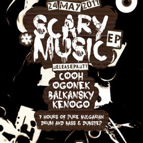 Ogonek&Cooh - Let The Music Play (Balkansky remix) (part of Scary Music Ep) (MTFZ10)