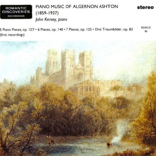 Ashton Toccata op 127 no 4