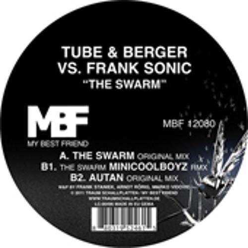 Frank Sonic vs Tube & Berger -The Swarm - MBF12080