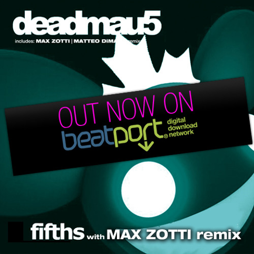 DEADMAU5 - FIFTHS (MAX ZOTTI Remix)