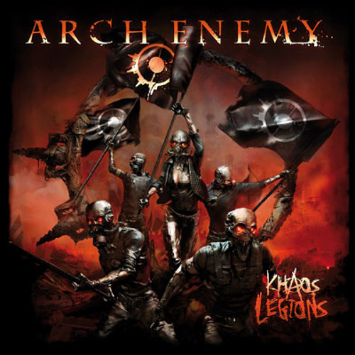 ARCH ENEMY -  Bloodstained Cross