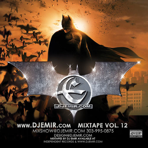 DJ Emir Batman Mixtape Sample
