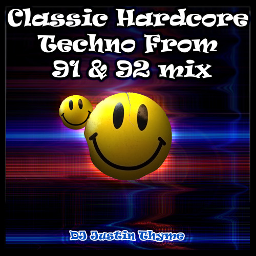 Classic Techno From 91 and 92