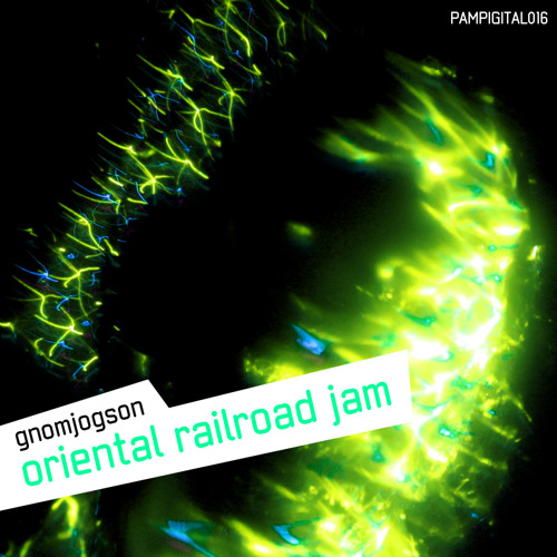 Jååne G. Jogson - Oriental Railroad Jam (vol.11)