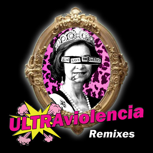 ULTRAviolencia (Covered Faces RMX)