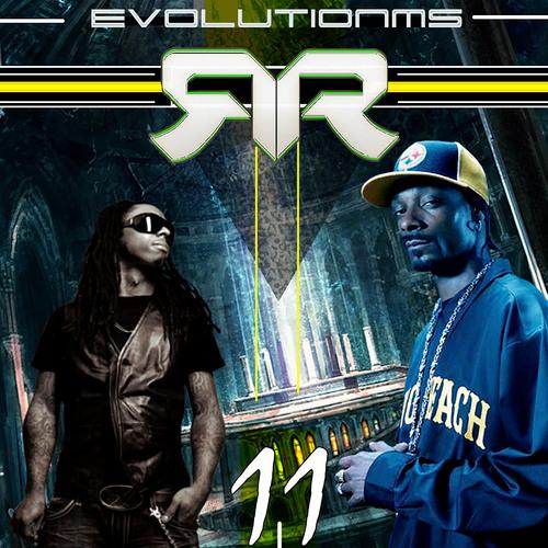 Wiz Khalifa -  Roll up (Evolution MS Remix)