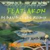 DJ DAVID CLYDE REMIX FUNK ///BAR-KAYS FEAT AKON / HIT AN RUN