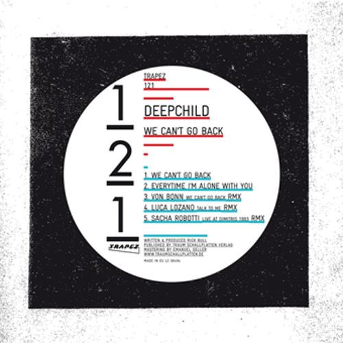 "Deepchild :: ""LIVE AT DIMITRIS 1993 (Sacha Robotti Remix)"" :: Trapez (snippet)"