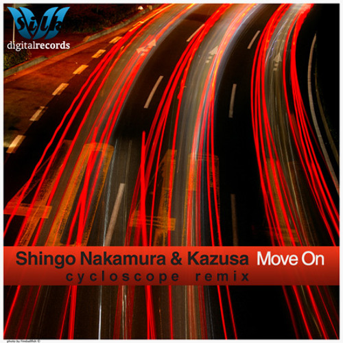 Shingo Nakamura & Kazusa - Move On (cycloscope remix)