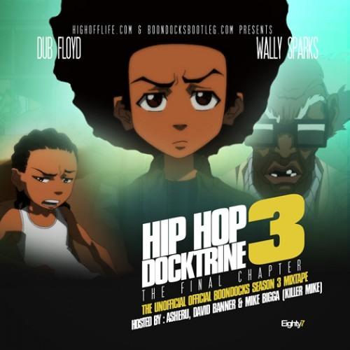 Asheru ft. The Els - The Boondocks Theme