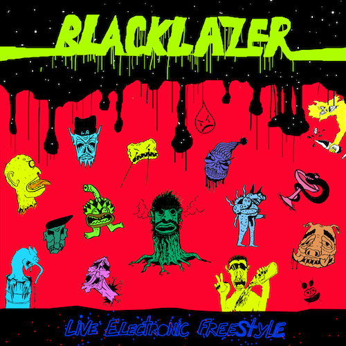 BLACKLAZER - Live Electronic Freestyle