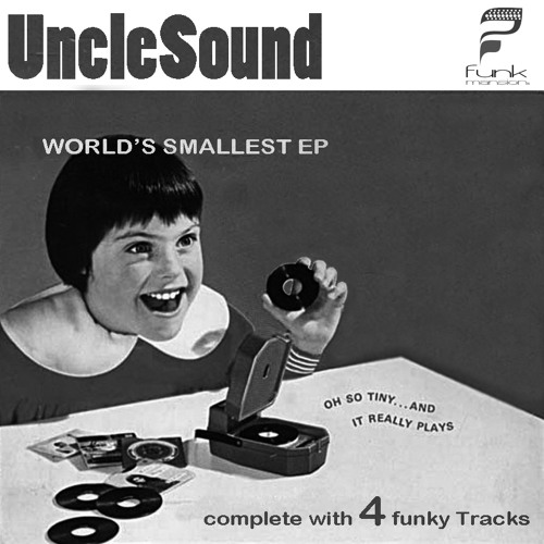 UncleSound - Soundstylin - FunkMansion (128k)