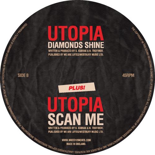 Utopia - Diamonds Shine (Breed 12 Inches)