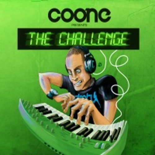 Coone and B-Front - Crossin Over