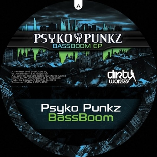 Coone and Psyko Punkz - Dirty Soundz (Ra-Ta-Ta)