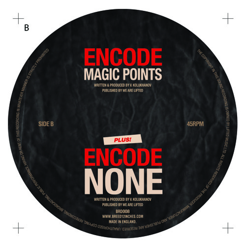BRD008 - Encode - Magic Points / None