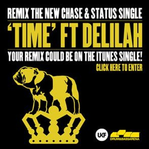 Chase & Status - Time Feat. Delilah (Ideal Standard Remix)mirror in description