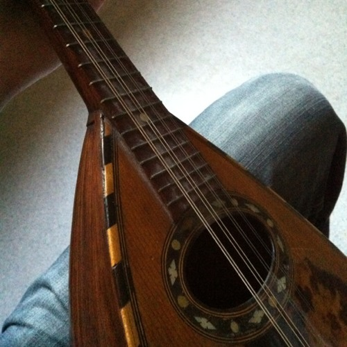 first experimenting with my new mandolin
