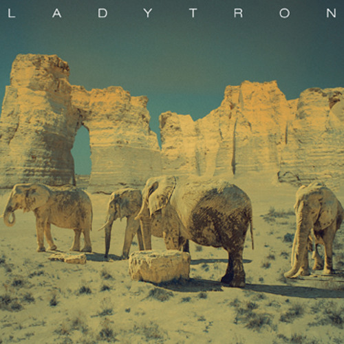 Ladytron - White Elephant - Gravity The Seducer