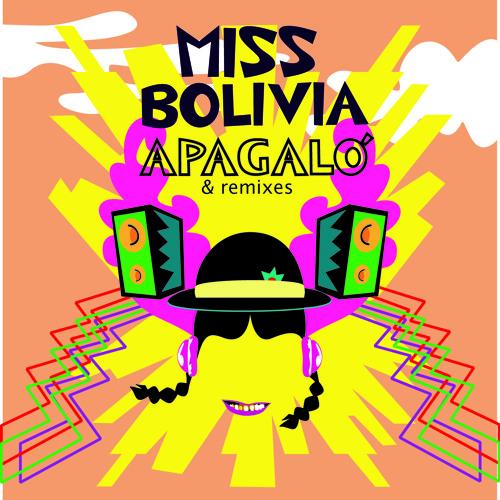 MISS BOLIVIA ft FAUNA - PIEDRA DURA - CHAVEZ REMIX