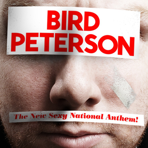 Bird Peterson - The New Big Sexy National Anthem