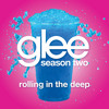 Glee - Rolling In The Deep (HQ FULL STUDIO)