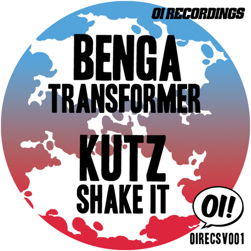 BENGA - Transformers - Out Now!