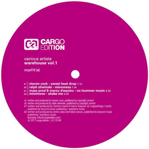 Mass Prod & Marco D'Aquino - No Hummer Music (cargo018)