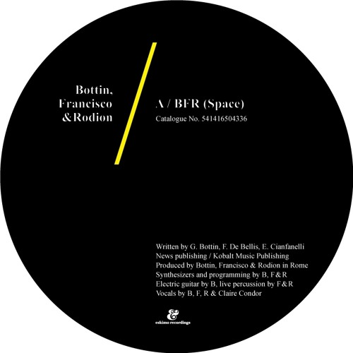 Bottin, Francisco & Rodion - BFR / Zombie Erotic (preview)