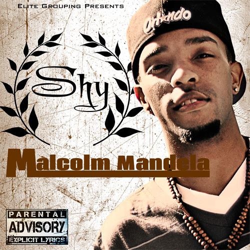 "GJ Villanelle - ""Malcolm Mandela"""