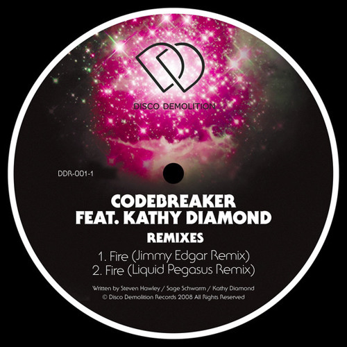 "Codebreaker ""Fire"" (Jimmy Edgar Remix)"