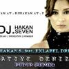 Dj Hakan Seven vs.Atiye Deniz - Budur(Remix)