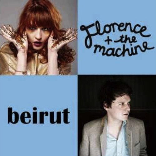Beirut and Florence + the Machine - Postcards From Italy