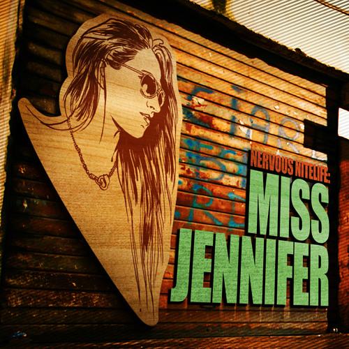 Miss Jennifer - Letting Go (Original Mix) ft. Alejandra Salas