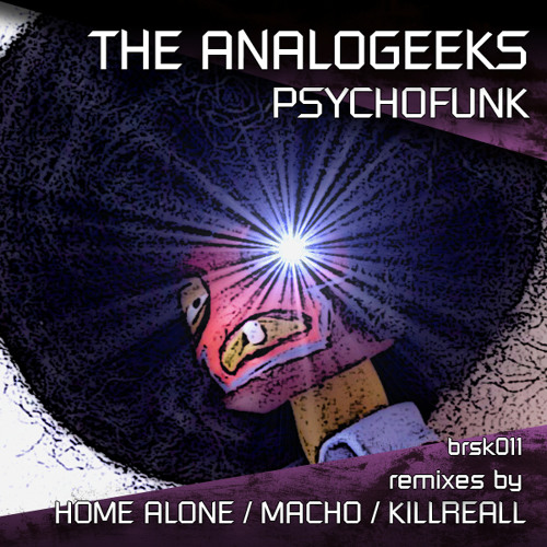 The Analogeeks-Psychofunk (128kbs)