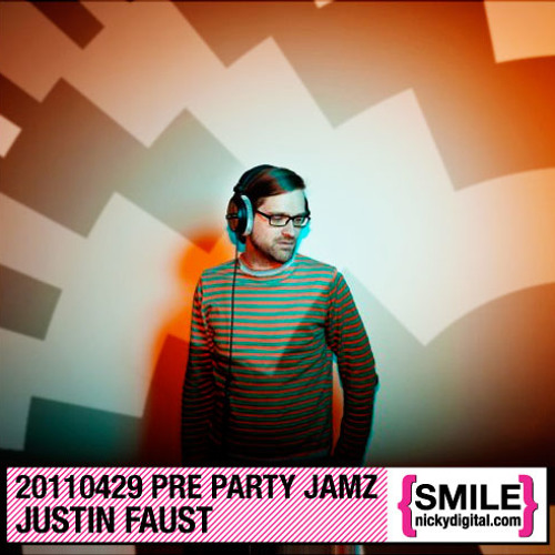 Pre Party Jamz Vol. 120: Justin Faust