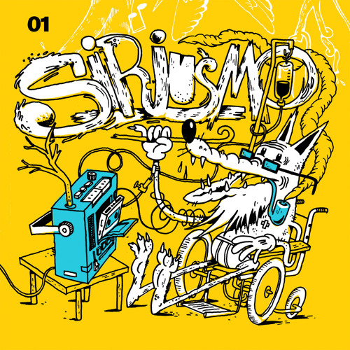 "Siriusmo ""Pearls & Embarressments : 2000 - 2010"" CD 01 (MONKEYTOWN) OUT JUNE 24"
