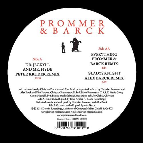 Prommer & Barck - Gladys Knight (Alex Barck Remix)
