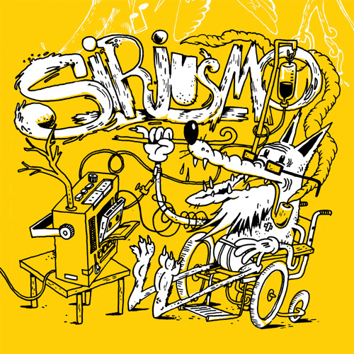 """Siriusmo """"Pearls & Embarressments : 2000 - 2010"""" (MONKEYTOWN013 2xCD) OUT JUNE 24"""
