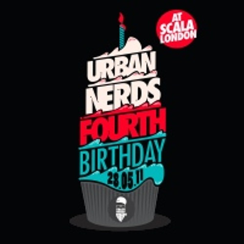 Urban Nerds 4th Birthday Mix 04: N-Type presents DJ Bluesy (Wheel & Deal Records)