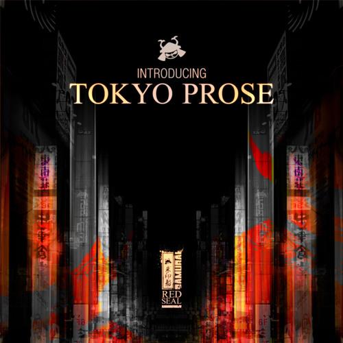 Tokyo Prose - Saving Grace (radio edit) [Samurai Red Seal 009]