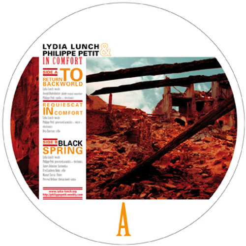 Lydia Lunch & Philippe Petit: BLACK SPRING